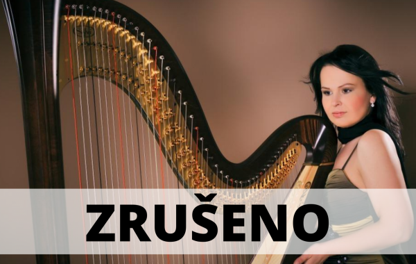 ZRUŠENO Podvečery s hudbou - harfový koncert
