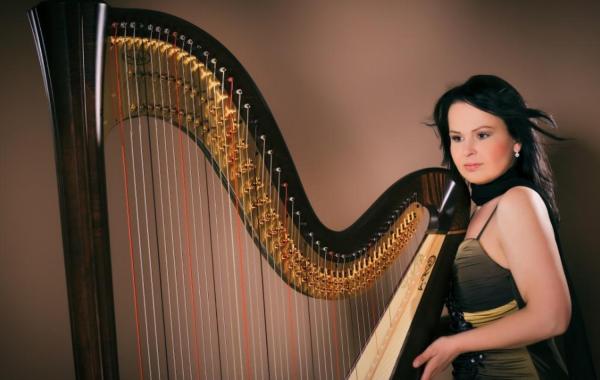 Podvečery s hudbou - harfový koncert