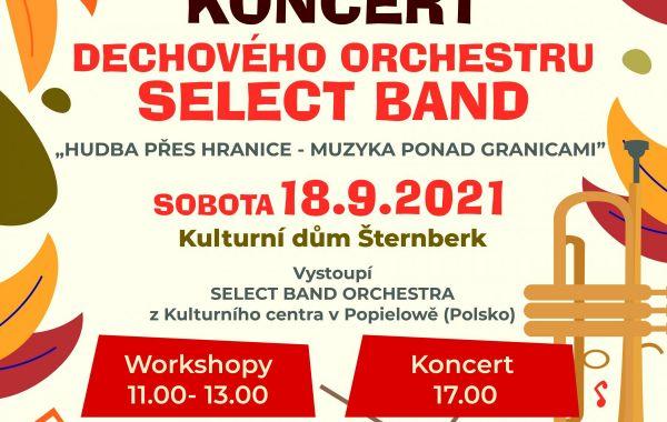 Dechový orchestr SELECT BAND